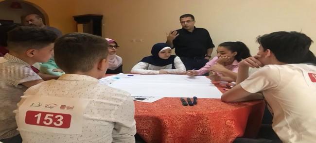 نطوف تطلق فعاليات مخيم الاختيار وتحديد الفئة المستهدفة لبرنامج بريدج فلسطين الفوج الثاني