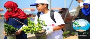 الفعالية البيئية ' بيئتنا بأيدينا أحلى '