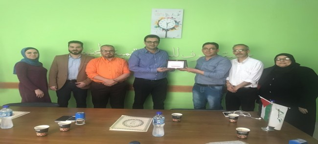 في إطار التعاون المشترك: نطوف توقع مذكرة تفاهم مع جمعية حيفا لأطفال مرضي السكري