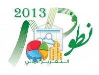 التقرير المالي للعام 2013
